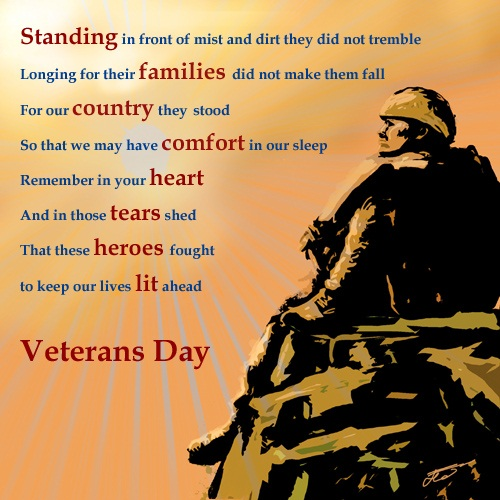 Happy veterans day poems 2017 remembrance day poems veterans day veterans day poems m4hsunfo Image collections