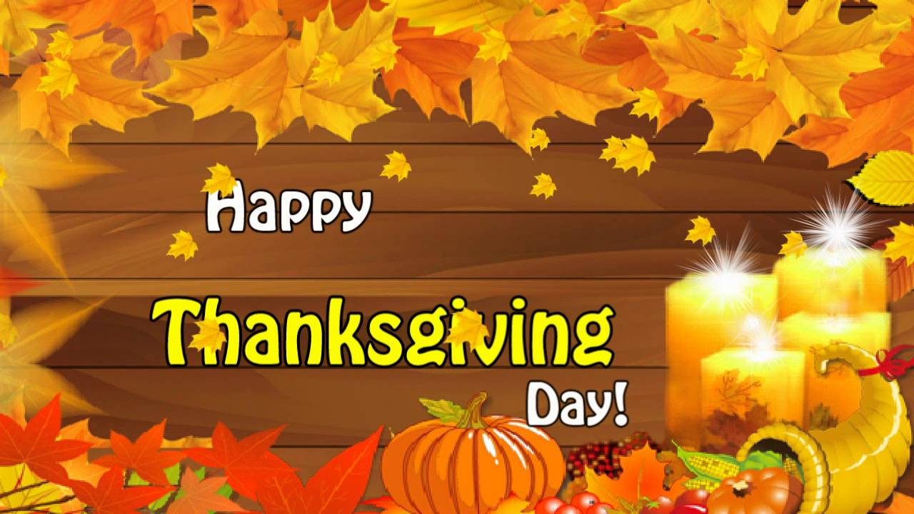 Happy thanksgiving greeting cards for friends family everyone thanksgiving greeting cards kristyandbryce Choice Image