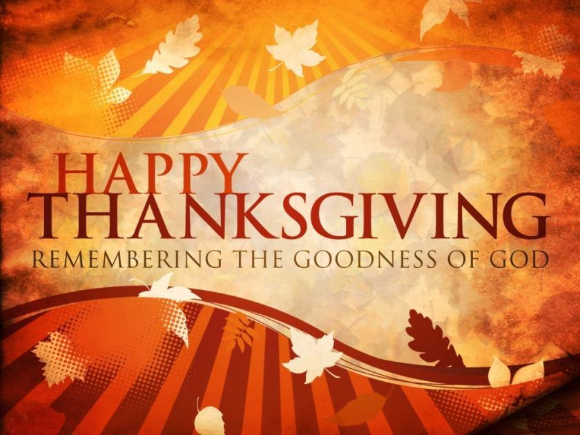 Religious Thanksgiving Quotes