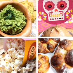 food ideas for day of the dead printable signs