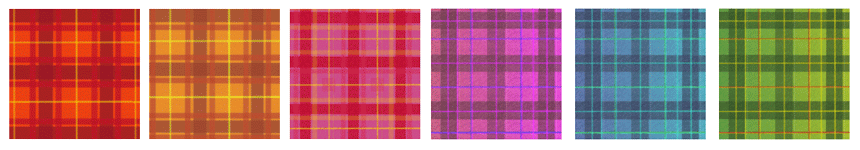 Burns night supper scrapbooking papers: Tartans!