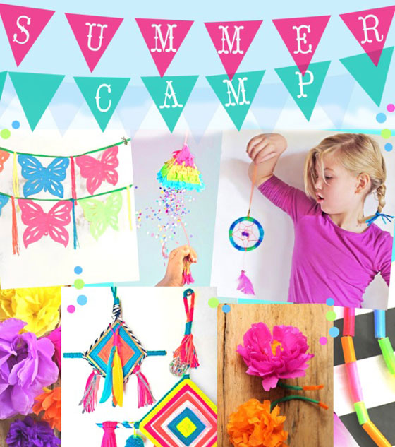 Summer camp activities: 6 fun and easy camp craft ideas for all ages!