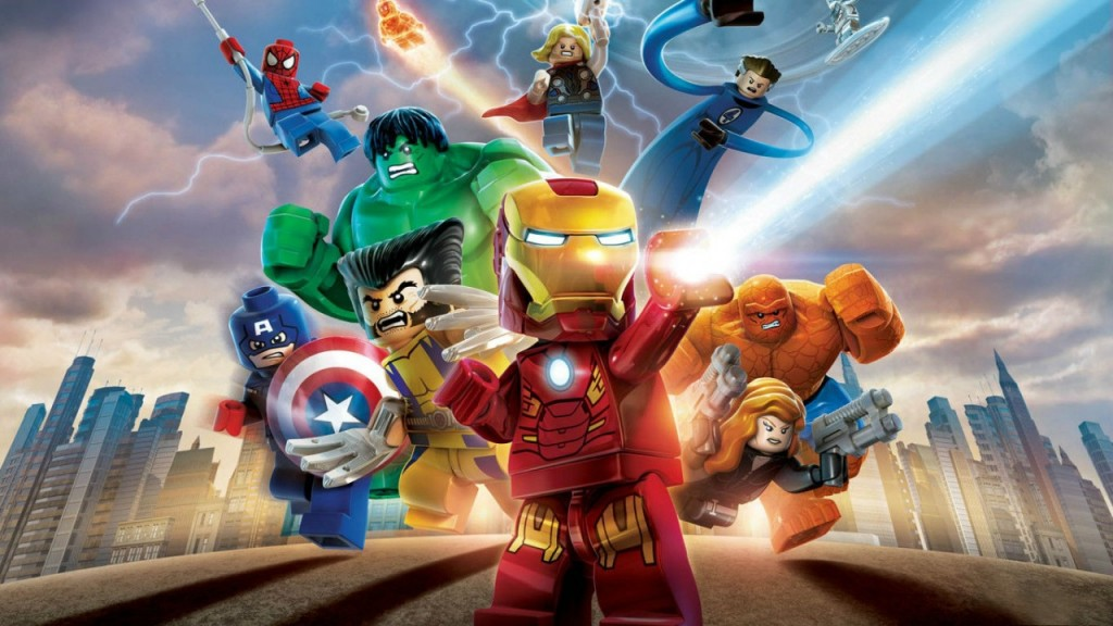 LEGO Marvel Super Heroes Everything We Know So Far HTG Happy Thumbs Gaming