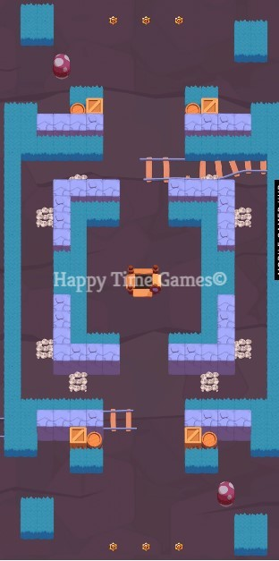 Download Bone Box (Gem & Grab Map) Brawl Stars HD