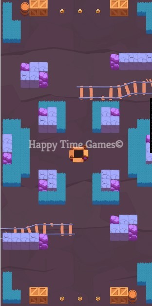 Download Crystal Cavern (Gem & Grab Map) Brawl Stars HD