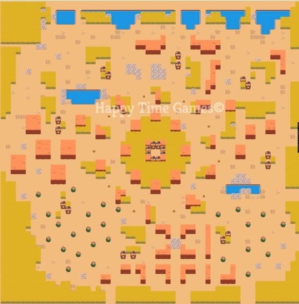 Download Feast or Famine (Showdown Maps) Brawl Stars HD