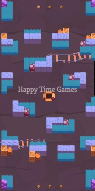 Download Mushroom Cave (Gem & Grab Map) Brawl Stars HD
