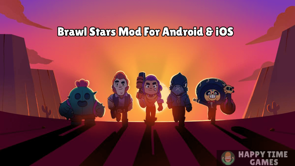 Download Brawl Stars Mod Apk/Ipa [Unlimited Everything] Latest
