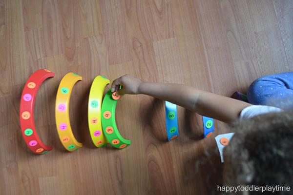 rainbow numbers6