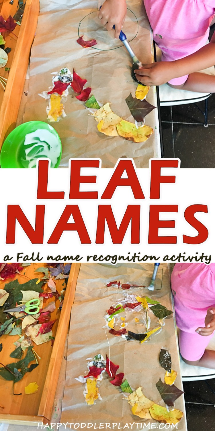 LEAFNAMESpin