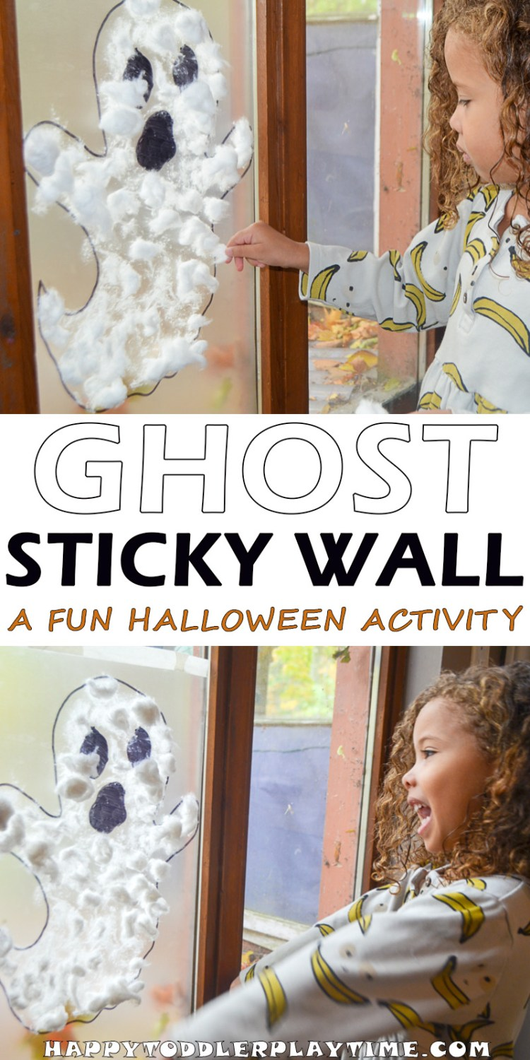 GHOST STICKY WALL pin1