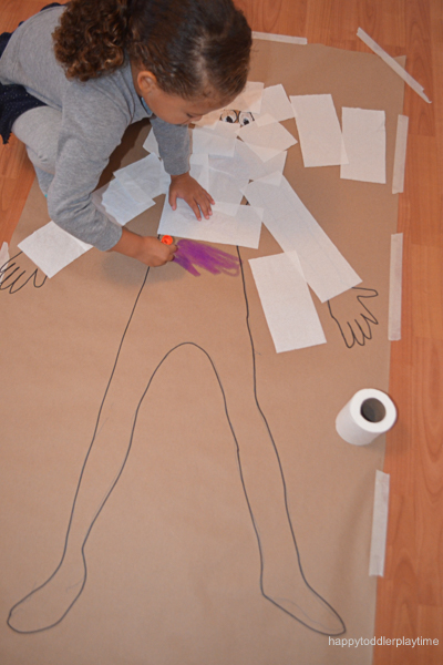 GIANT TOILET PAPER MUMMY 14