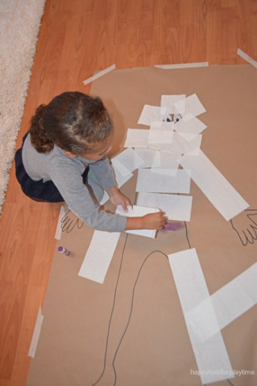 GIANT TOILET PAPER MUMMY 16