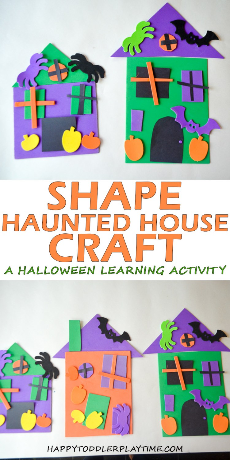 SHAPE HAUNTED HOUSE CRAFT pin1.jpg