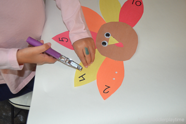 HOLE PUNCH TURKEY 2