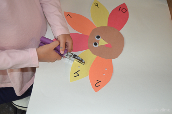 HOLE PUNCH TURKEY 3