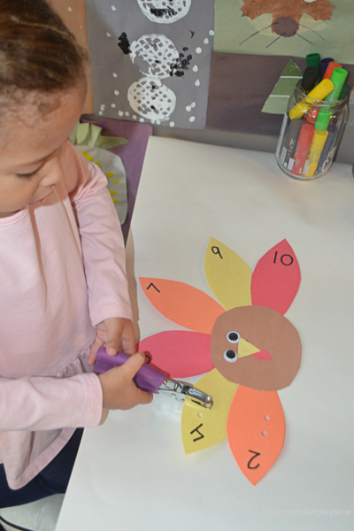 HOLE PUNCH TURKEY 4