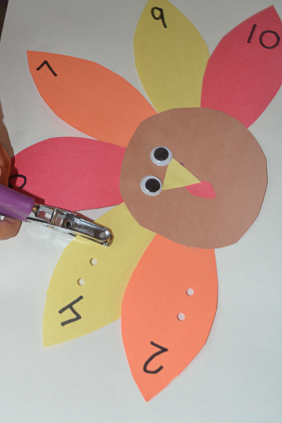 HOLE PUNCH TURKEY 5