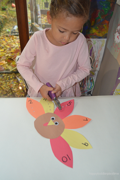 HOLE PUNCH TURKEY 8