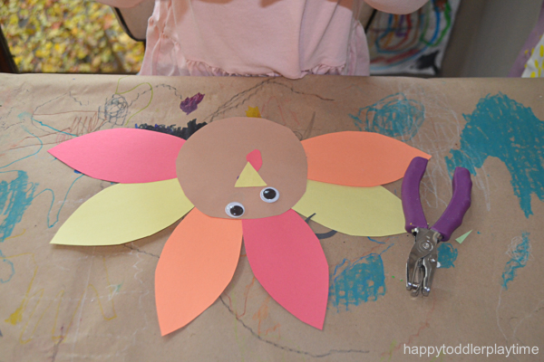 HOLE PUNCH TURKEY