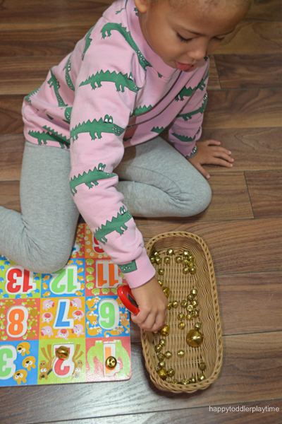 JINGLE BELL PUZZLE COUNTING 2