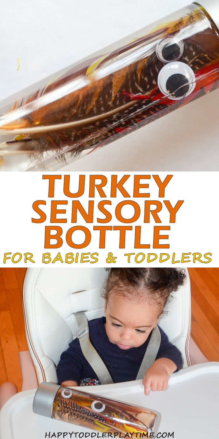 TURKEY SENSORY BOTTLE pin1