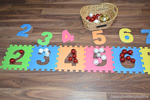 BAUBLES COUNTING 3