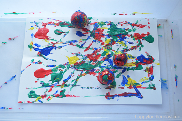 CHRISTMAS BAUBLE PAINTING 7