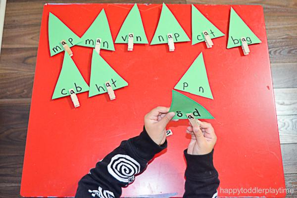 CVC CHRISTMAS TREES 10