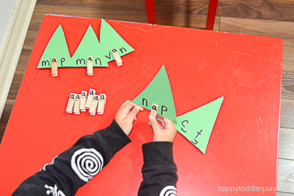 CVC CHRISTMAS TREES 5