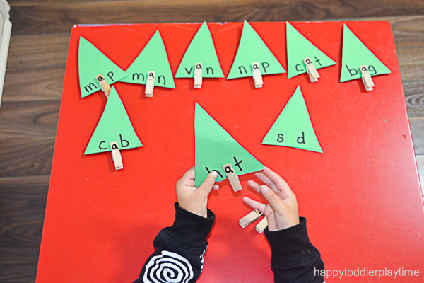 CVC CHRISTMAS TREES 8