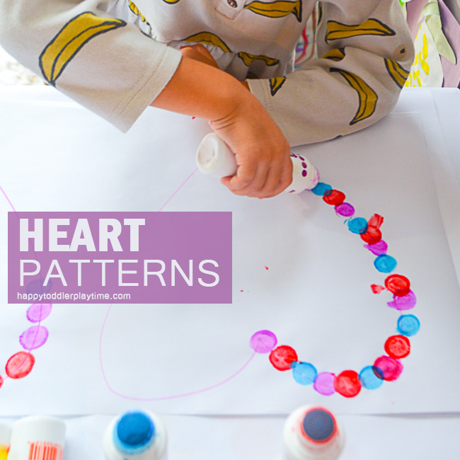 HEART PATTERNS fb