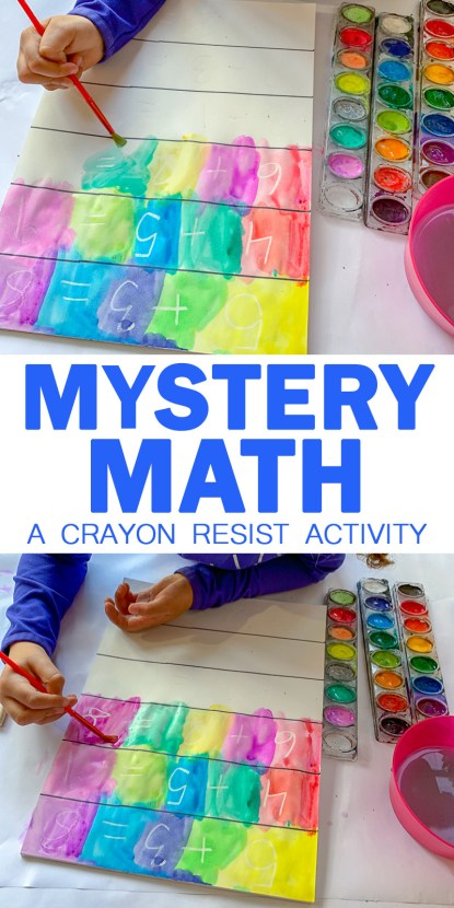 mystery math easy math activities