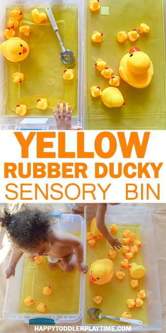 45+ Awesome Water Sensory Bins for Toddlers & Preschoolers