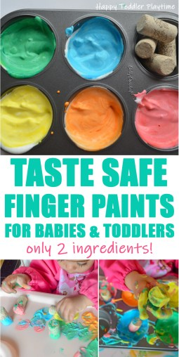2-Ingredient Sensory Play Recipes