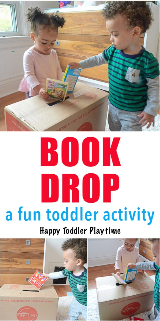 A FUN toddler activity
