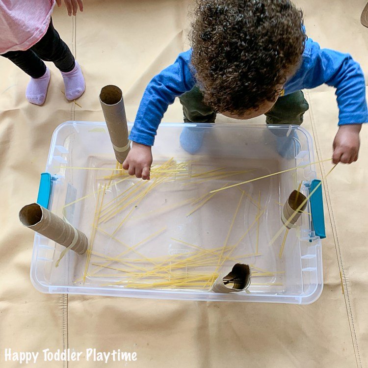 fun game for toddlers to help develop their fine motor skills