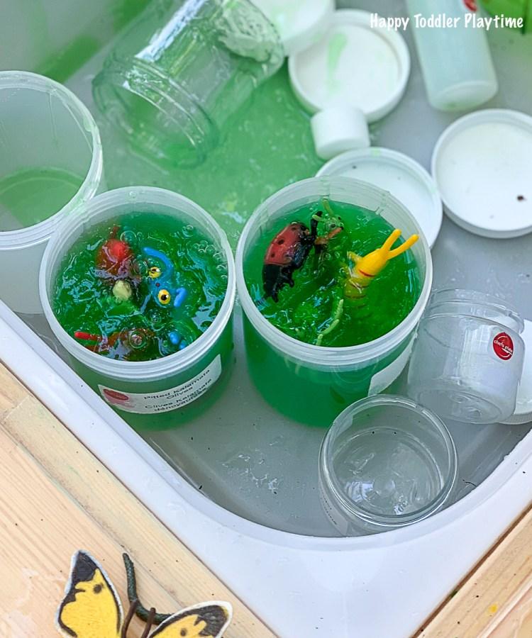 easy to make slime