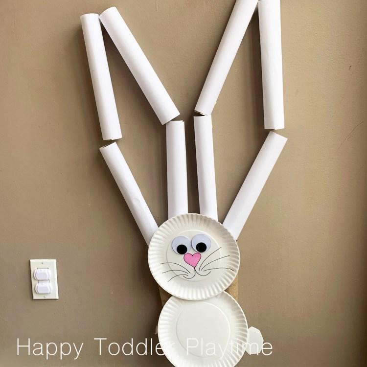 easter bunny Pom Pom drop