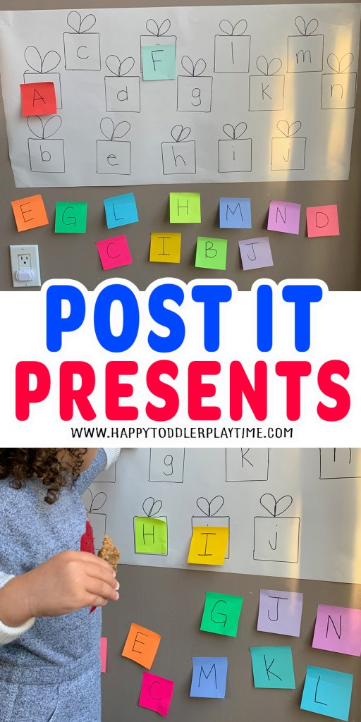 Post It Present Match