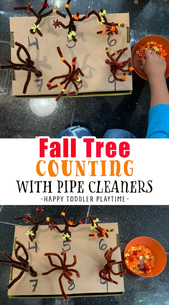 Fall Tree Counting