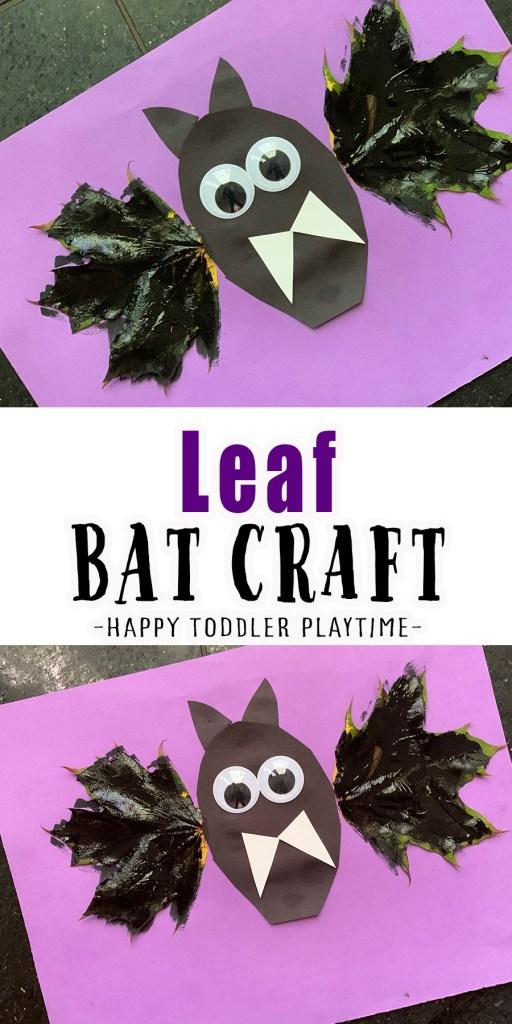 bat leaf craft
