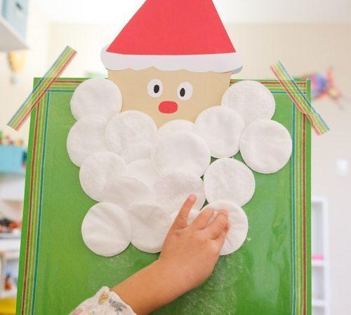 Contact Paper Santa's Beard