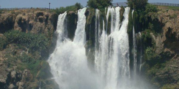 Дюденский водопад Турция, Antalya