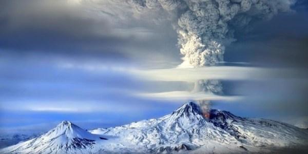 Извержение Арарата