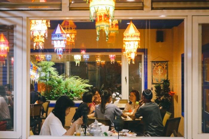 埔里美食。娜娜泰式料理 充滿異國風情的泰式餐廳,埔里餐廳推薦,埔里團體餐廳