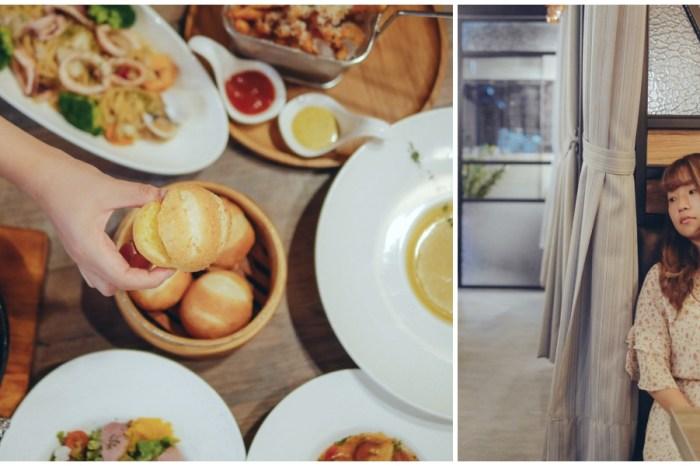 羽樂歐陸創意料理。台北松山美食|一間溫暖的餐廳,來自於對家人的愛 / 台北餐廳 / 捷運小巨蛋美食