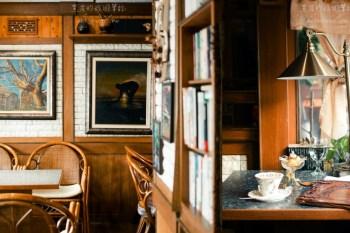 澎湖美食。蒙地卡羅咖啡廳|澎湖馬公景點,隱匿巷弄裡的懷舊暖心咖啡廳