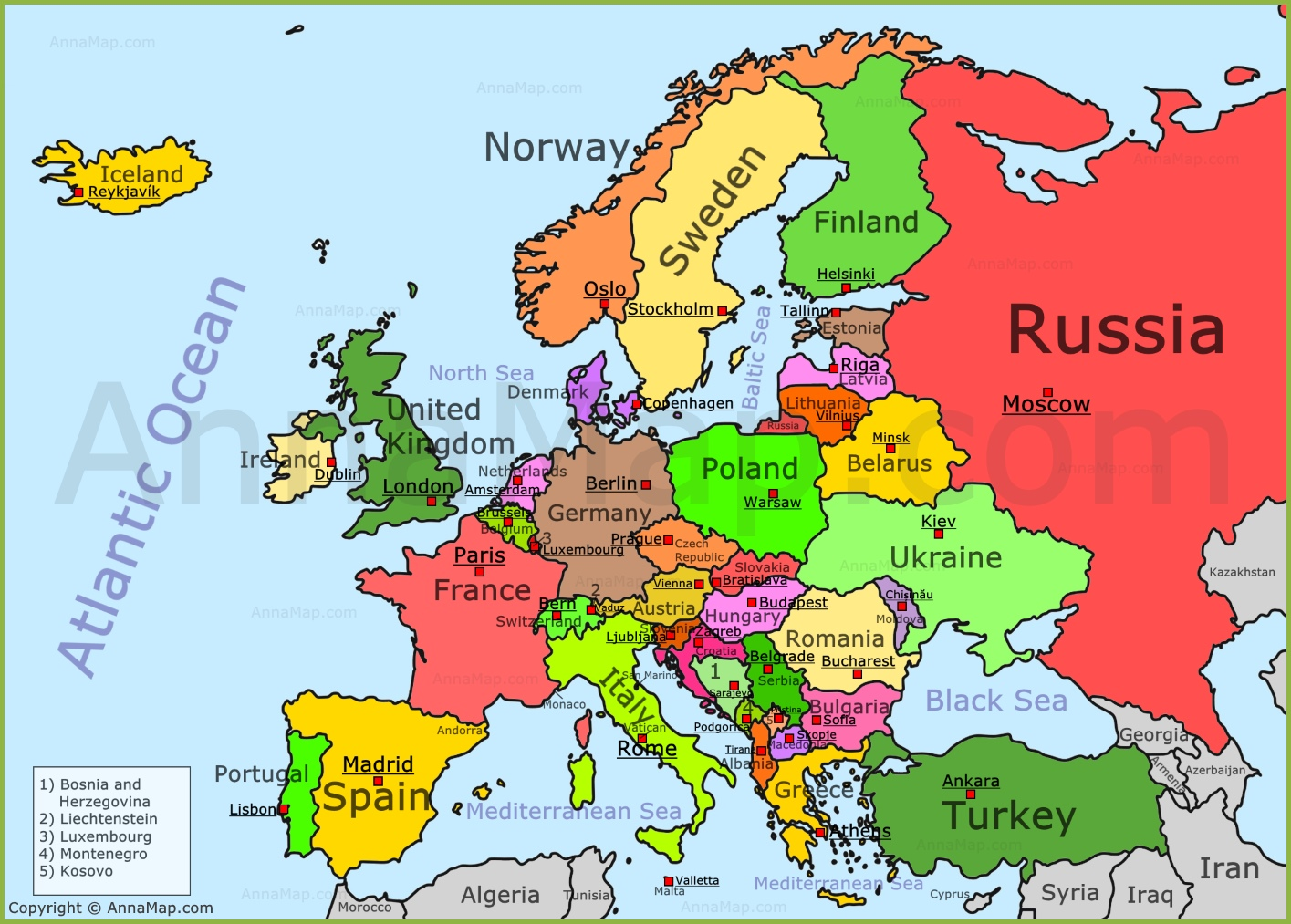 European Geography Eirimois Teaching Blog