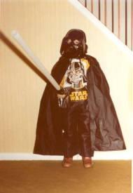 The author: Halloween - 1977